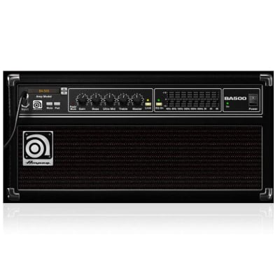 IK Multimedia AmpliTube Ampeg SVX Bass Amp