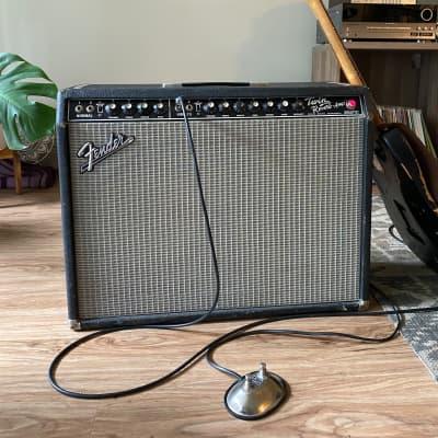 """Fender Twin Reverb 2-Channel 100-Watt 2x12"""" Guitar Combo 1970 - 1971"""