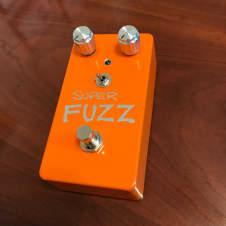 BYOC Leeds Fuzz (Univox Super Fuzz clone) Orange