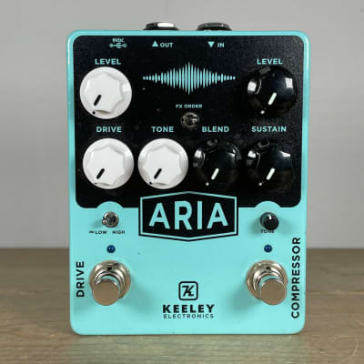 Keeley Aria Compressor/Overdrive
