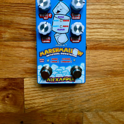 Alexander Pedals Marshmallow Pitch Shifter