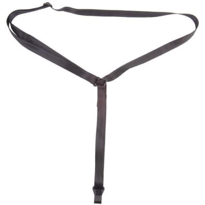 Neotech Simple Sling Strap for Classical Guitars, Ukuleles, Mandolins and more - Black