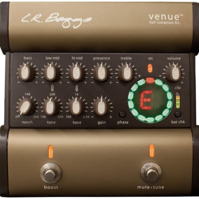 LR Baggs Venue DI Acoustic Guitar Preamp for sale