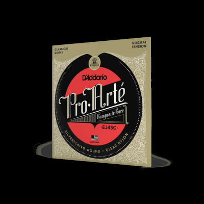 D'Addario EJ45C Classical Guitar Strings