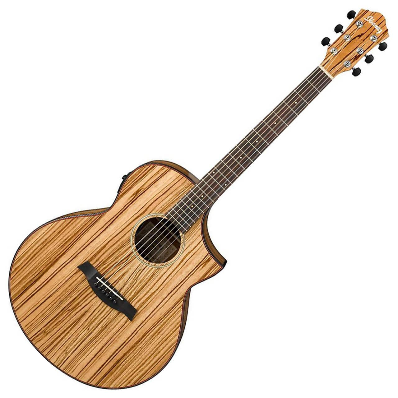 ibanez aew40zw nt exotic wood acoustic electric guitar reverb. Black Bedroom Furniture Sets. Home Design Ideas