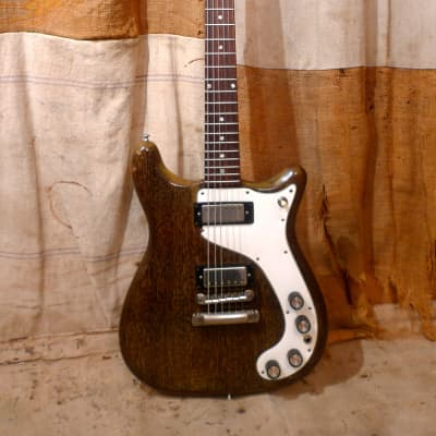 Epiphone Wilshire 1964 Silver Fox for sale