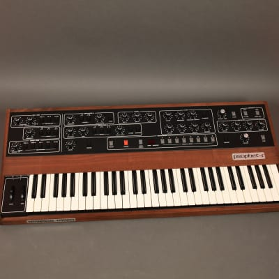 1983 Sequential Circuits Prophet 5 Rev 3.3 Fully Serviced w/ REV-1 Kit Installation & Flight Case
