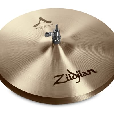 """15"""" A Zildjian New Beat HiHats - Pair A0136"""