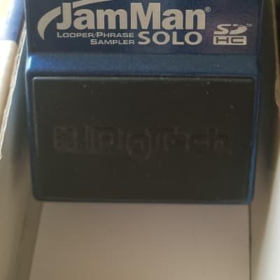 DigiTech JamMan Solo Looper/Phrase Sampler for sale