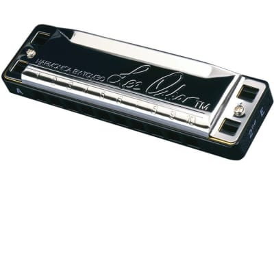 Lee Oskar - Major Harmonica Key High G