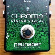 Neunaber Audio Effects - Expanse Series - Chroma - Selectable True/Buffered Bypass