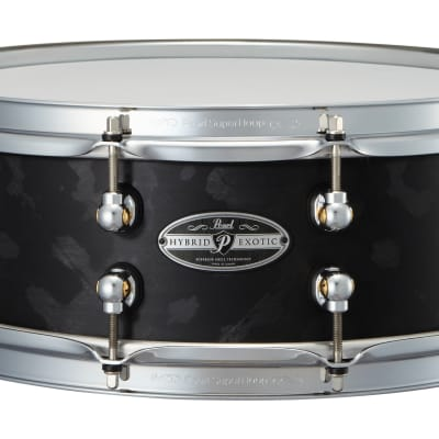 "Pearl Hybrid Exotic 14""x5"" VectorCast HEP1450 Snare Drum 