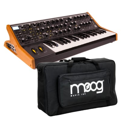Moog SUBsequent 37 Analog Synthesizer CARRY BAG KIT