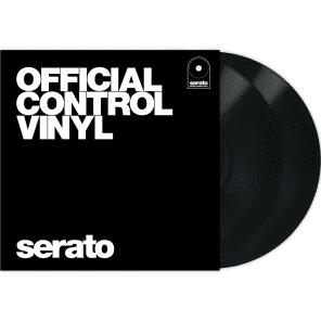 "Serato OCV-BLK Performance Series 12"" Control Vinyl (Pair)"