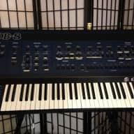 Oberheim OB8 w/Page 2, MIDI - Amazing Condition, everything Works Great 1984 Blue/black
