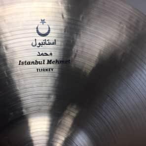 """Istanbul Mehmet 21"""" Nostalgia 50s Ride Cymbal"""