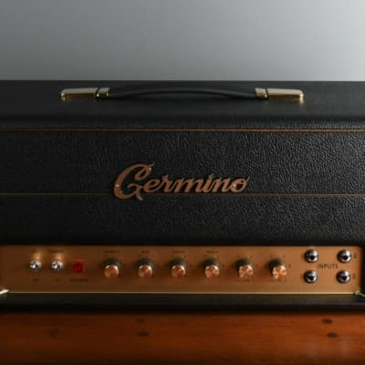 2020 Germino Club 40 Master Volume Tube Rectified Option Black Tolex for sale