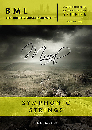 New Spitfire Audio Symphonic Strings Mural Ens Greatest Hits of Mural Vol 1  & 2 Library - eDeliver