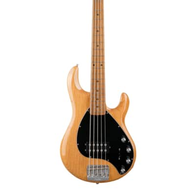 Music Man USA Stingray Special 5 String Bass Natural Roasted Maple NEW for sale