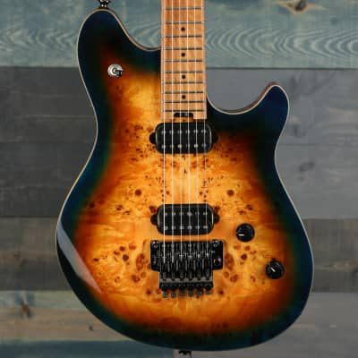 EVH Wolfgang WG Standard Exotic, Baked Maple Fingerboard, Midnight Sunset for sale