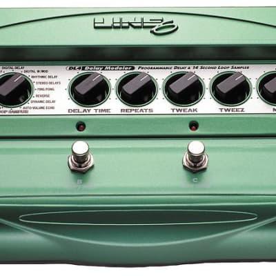 Line 6 DL4 Delay Stompbox Modeler for sale