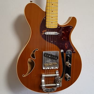 Schroeder Chopper TL Thinline Telecaster Tele Electric Guitar with Bigsby for sale