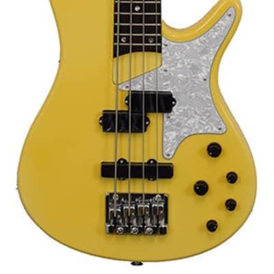 Ibanez Bass Verdine White VWB1-CRM Cream White for sale