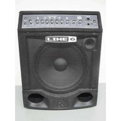 """Line 6LowDown LD300 Pro 300-Watt 1x15"""" Digital Modeling Bass Combo"""