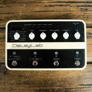 Vox DelayLab Guitar Pedal