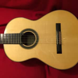 Stephan Connor Concert Guitar Brazilian rosewood and Spruce 2006 for sale