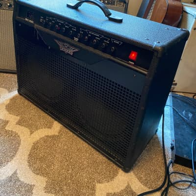 BIG SUMMER BLOWOUT// Raven RG100 2x12 Guitar Combo for sale