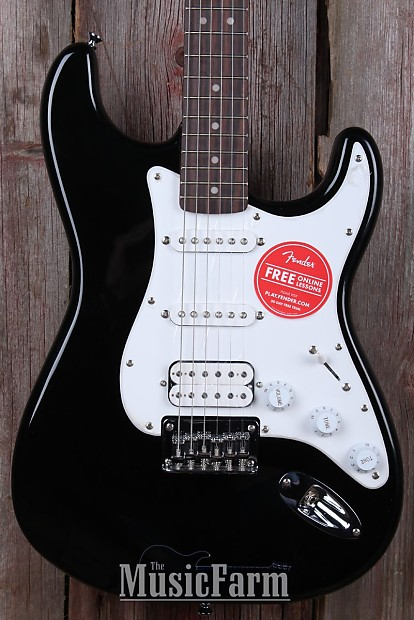 how to set up squier strat