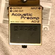Boss AD-2 Acoustic Processor