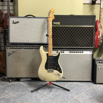 Used Fender 25th Anniversary Stratocaster for sale