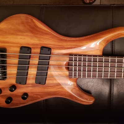 Mint Roscoe LG3005 Custom with Rare Goncola Alves Top and Wenge... for sale