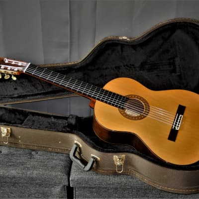 MADE IN JAPAN 1977 - JUAN OROZCO 62F10 - TRULY AMAZING CLASSICAL CONCERT GUITAR - BRAZILIAN ROSEWOOD