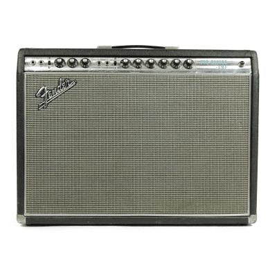 "Fender Pro Reverb ""Drip Edge"" 2-Channel 40-Watt 2x12"" Guitar Combo 1968 - 1969"