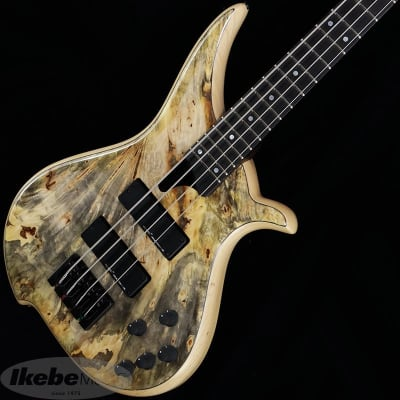 Phoenix TWB-4 EX 1Pc.Buckeye Burl Top/Wenge Neck/Black Parts -Made in Japan- (Outlet Special Price!! for sale