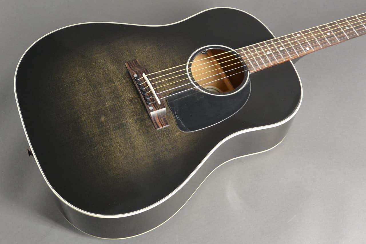 gibson j 45 standard acoustic electric guitar cobraburst reverb. Black Bedroom Furniture Sets. Home Design Ideas