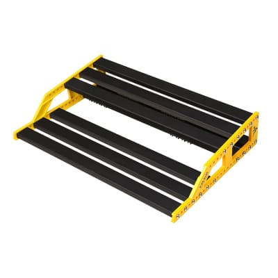 NuX NPB-L Bumblebee Large Pedal Board with Soft Case