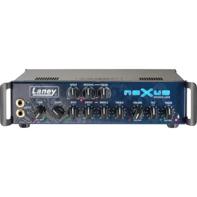 Laney NEXUS-SLS Studio Live 500-Watt Bass Amp Head