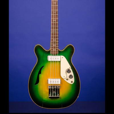 Micro-Frets Thundermaster Bass (Style 1) 1968 Martian Sunburst for sale