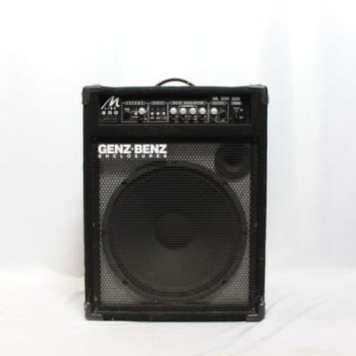 Genz Benz M LINE 200 115 Bass Amp 200 Watts for sale