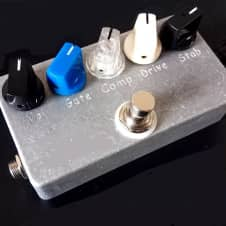 68PEDALS Fuzz Factory Style Fuzz Clone
