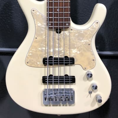 Gadow  White 5 string for sale