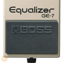 Boss GE-7 Graphic EQ image
