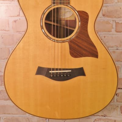 Taylor 812ce Deluxe Grand Concert 12-Fret 2018 Natural