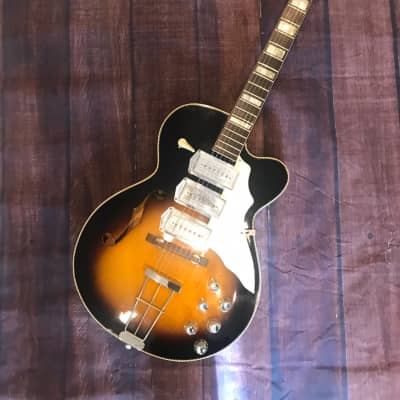 Kay Swingmaster K673 Sunburst for sale