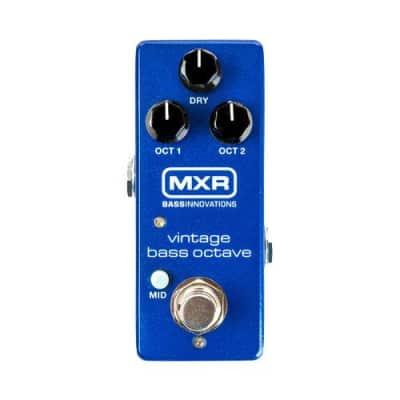 MXR M280 Vintage Bass Octave Pedal for sale