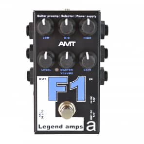 AMT Electronics Legend Amps F1 Preamp